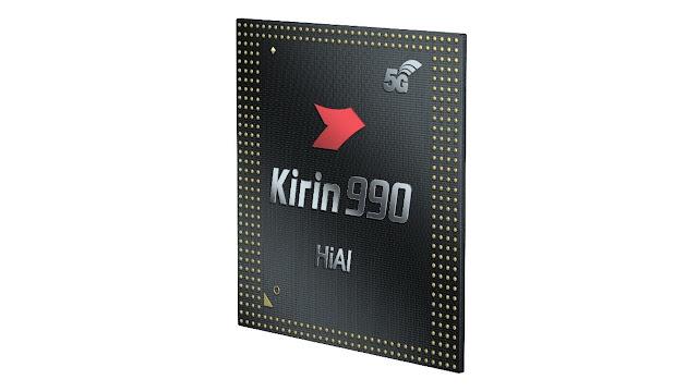 HUAWEI ANNOUNCES KIRIN 990 5G