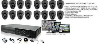 Jual Pasang Camera CCTV Teluk Pucung Bekasi Utara Kota Bekasi