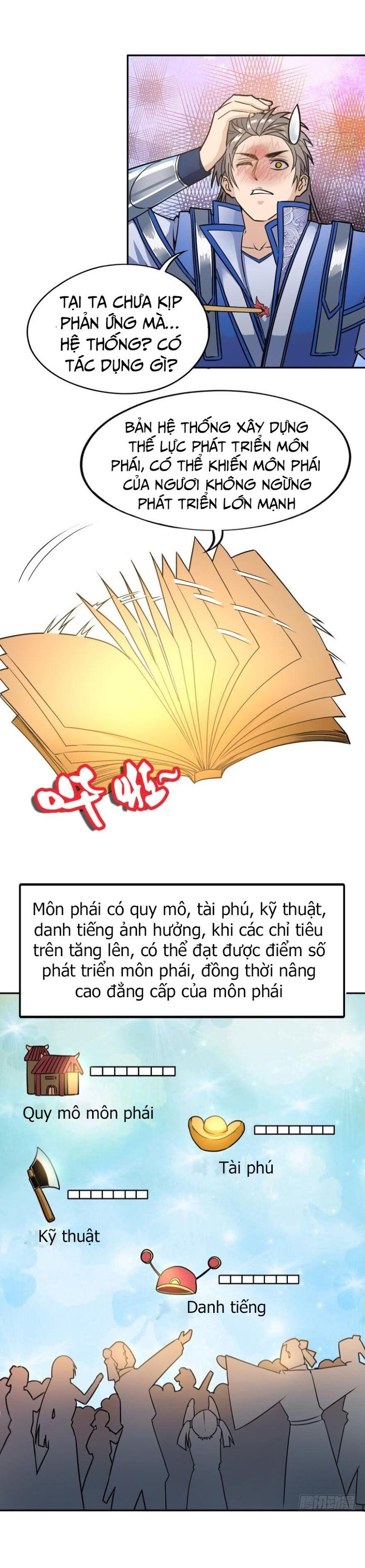 Lão Tổ Của Bạn Đang Online Chapter 2 video - Hamtruyen.vn
