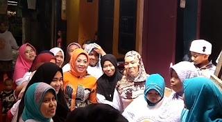 Sylviana Murni:Saya Ingin Wakafkan Diri Saya Untuk Jakarta
