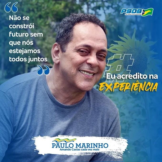 FENÔMENO - Voltando a disputar uma eleição, Paulo Marinho espera ser o vereador mais votado de Caxias