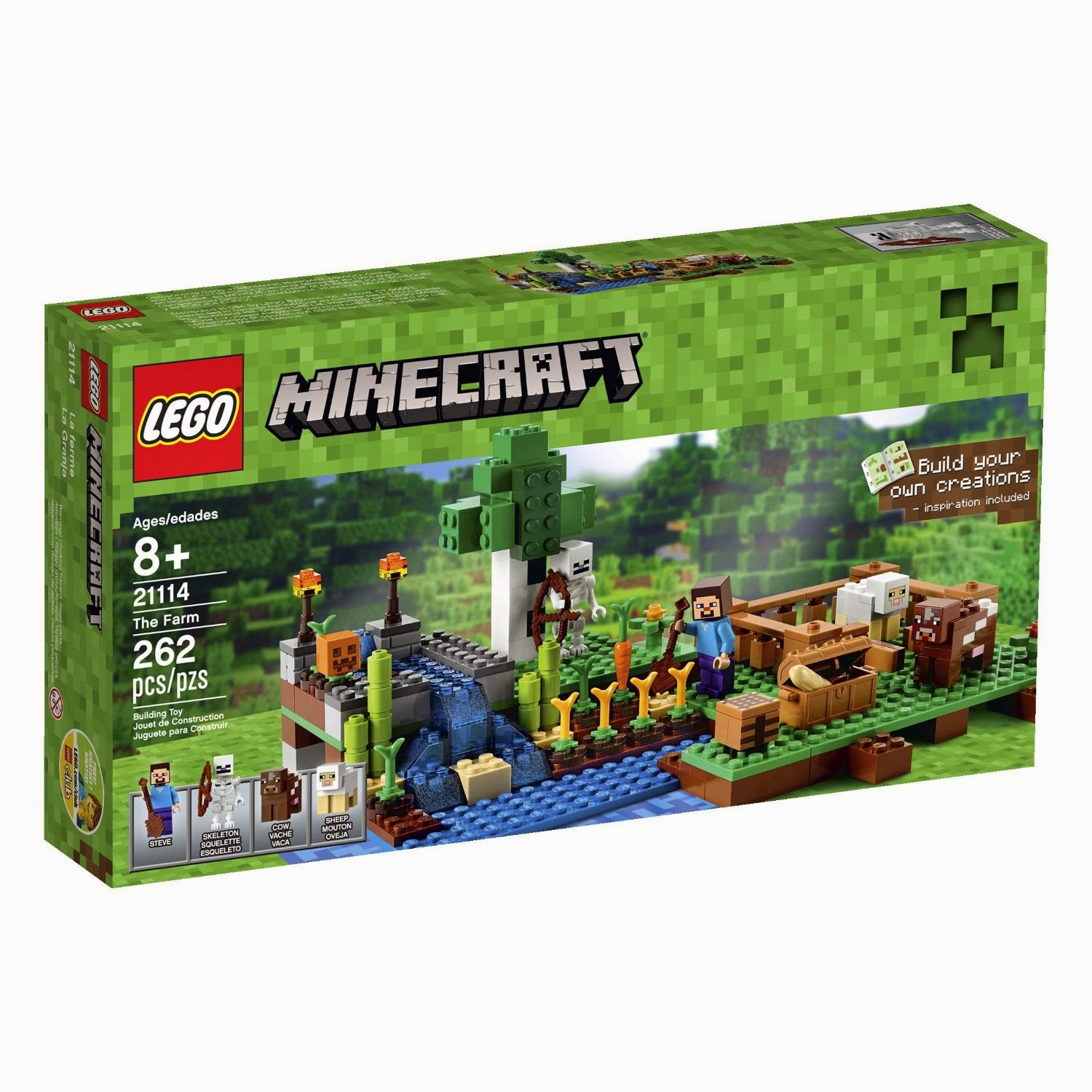 Latest Trending Toys for Boys and Girls LEGO Minecraft Popular