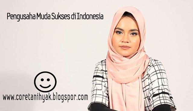 Pengusaha Muda Sukses di Indonesia (Nabila Samhana Bawazier)