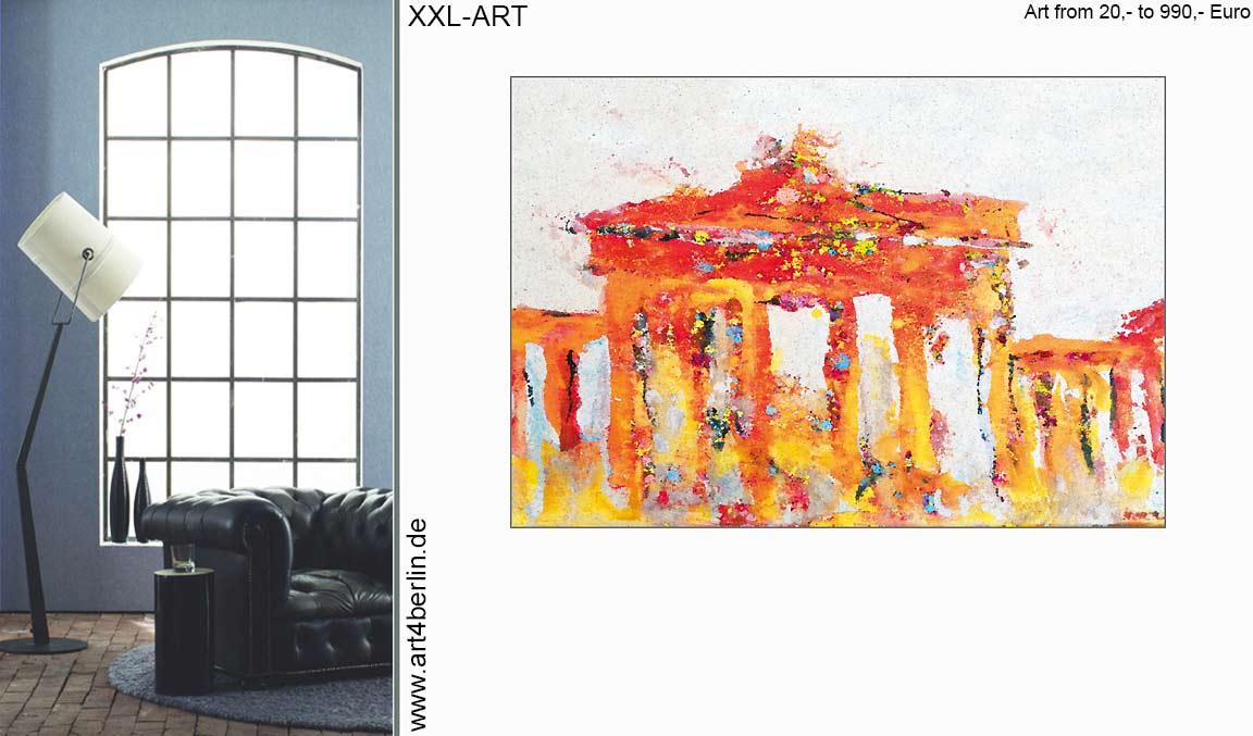 Art4berlin gallery original affordable art online buy for Buy modern art prints