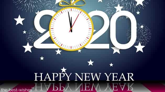 happy new year best wishes 2020 pics