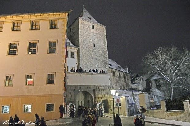 Praga, Castello