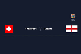 Match Preview Switzerland v England UEFA Nations League