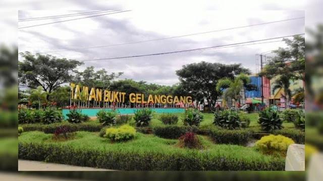 Objek Wisata Taman Bukit Gelanggang
