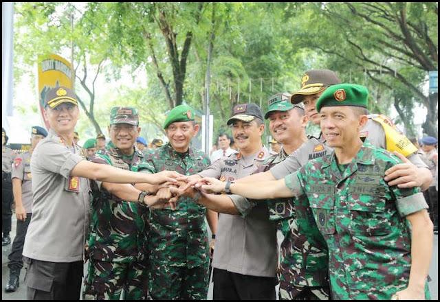 Tips Masuk TNI/Polri