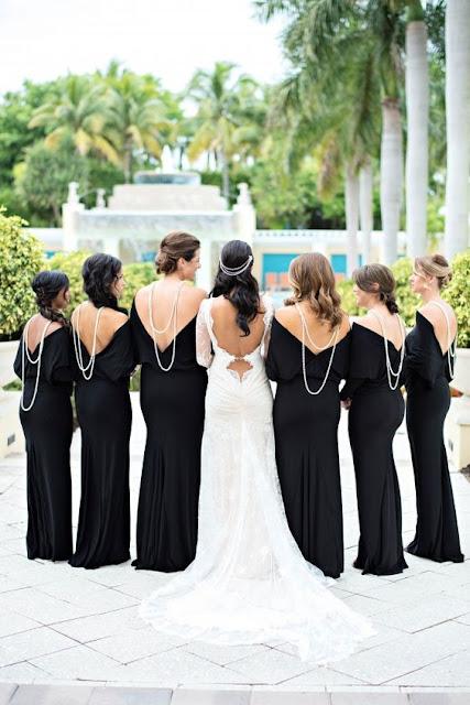 madrinhas de vestido iguais