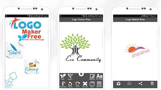 Aplikasi Buat Logo
