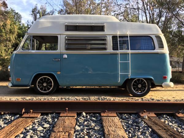 vw adventure camper bus vw bus