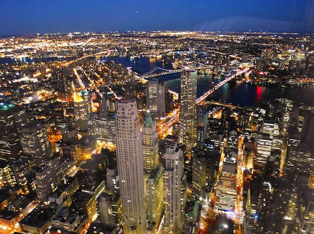 New York, One World Observatory