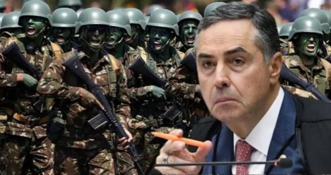 Barroso | Militares
