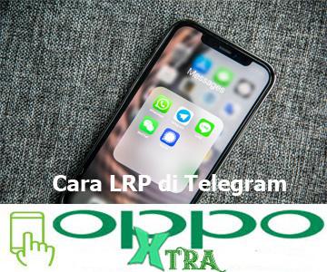 Cara LRP di Telegram