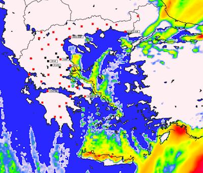 3 - Καιρός 16-17: Ομίχλες στα ηπειρωτικά και κανονικές θερμοκρασίες