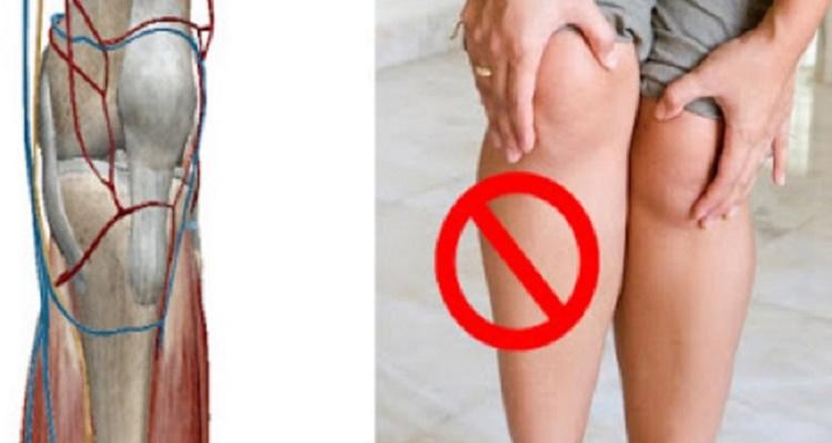 علاج ألم الركبتين نهائياً ومن المنزل بدون الذهاب لأي طبيب