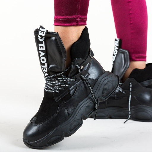 Adidasi negri fahsion de femei ieftini toamna 2020