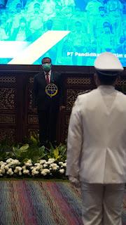 Hubla Lantik 21 Perwira Pandu Hasil Pendidikan di PT PMLI