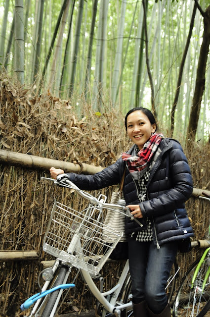 Kyoto Travel: Arashimaya Bamboo Forest