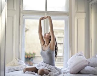 Bangun pagi akan membuat Anda lebih baik