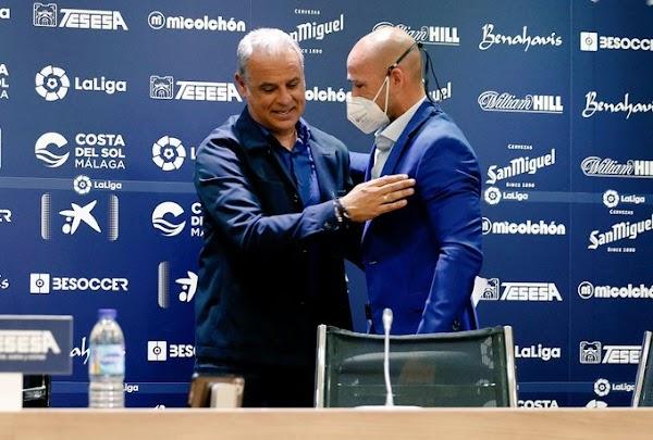 """Manolo Gaspar - Málaga -: """"El próximo entrenador será del perfil de Pellicer, con ganas y sin miedo"""""""