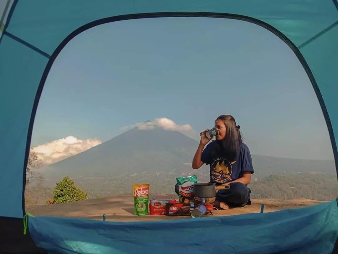 Wisata Bukit Neba Gisting Lampung