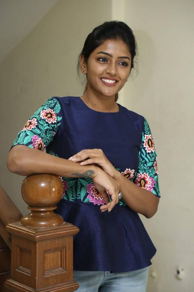 Actress Eesha At Darshakudu Movie Interview Stills