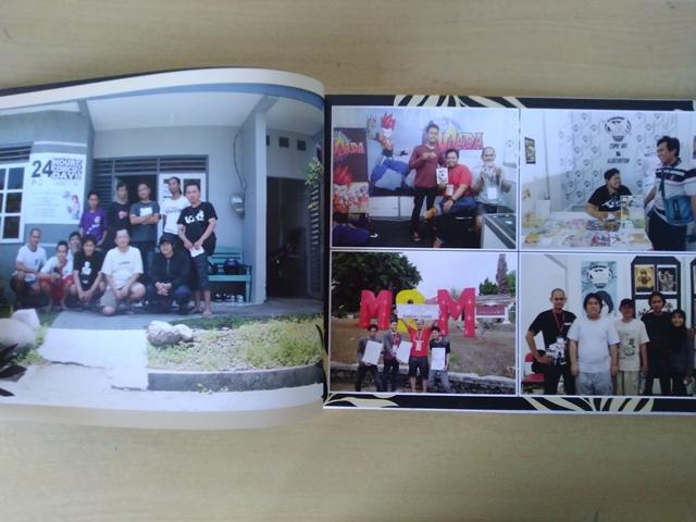 Review Album Premium ID Photobook, Cetak Foto Ala Majalah