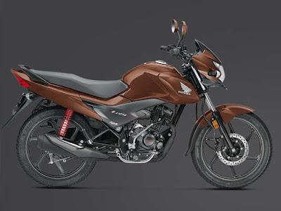 Honda Livo BSIV with AHO