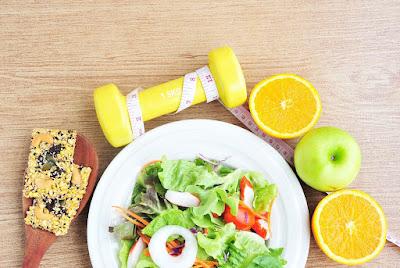 Tips Diet Sehat dan Realistis Paling Efektif
