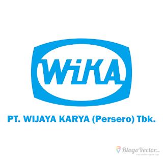 Wijaya Karya (WIKA) Logo vector (.cdr)