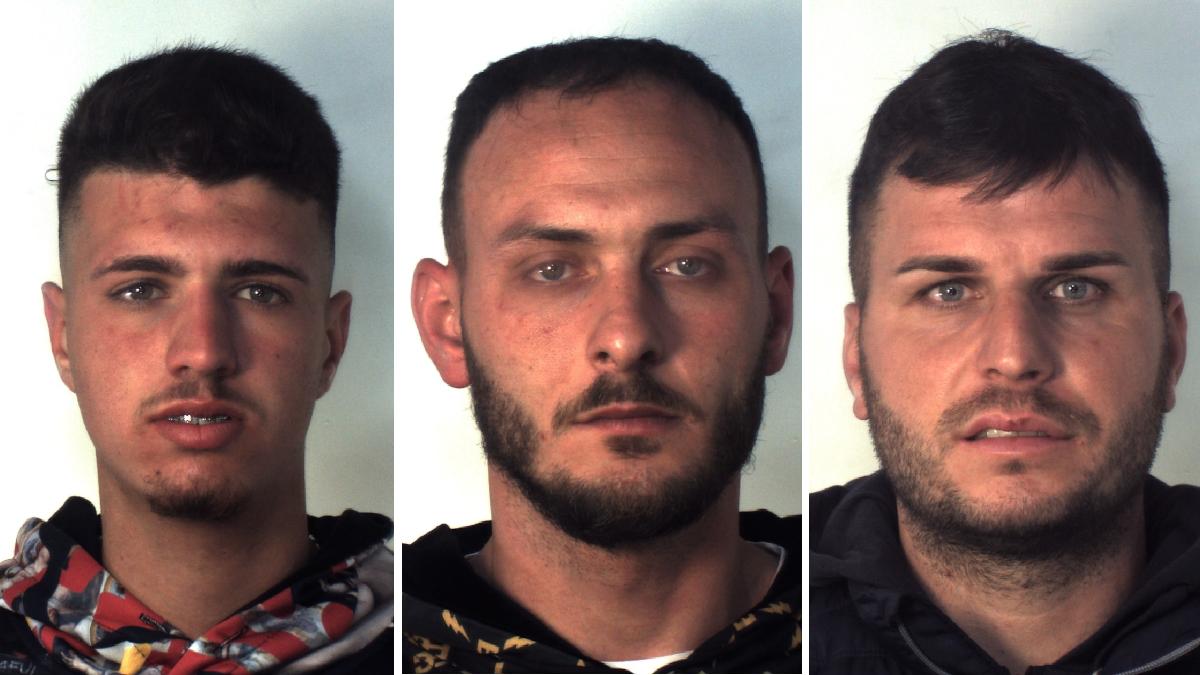 Via Palermo furto catalizzatore Carabinieri