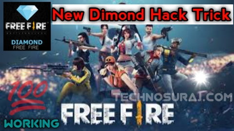 Free Fire Game Hack Trick & [Mod] Apk - Free Download