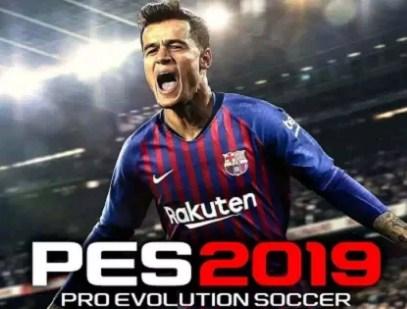 تحميل وتنزيل لعبة PES 2019 PRO EVOLUTION SOCCER 3.3.1 APK للاندرويد