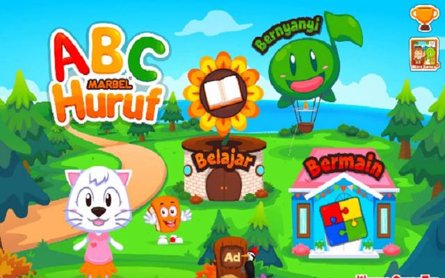 Rekomendasi Game Edukasi Anak SD Offline HP dan PC