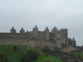 Fin de semana medieval en Carcasona