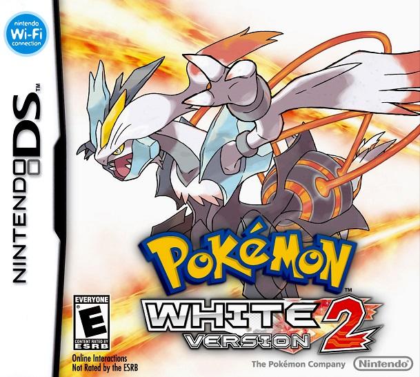 Pokémon White Version 2 ROM DS