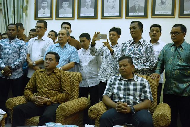 Jurnalistic Photography, Pendapa Bupati Aceh Utara, Cekmad,
