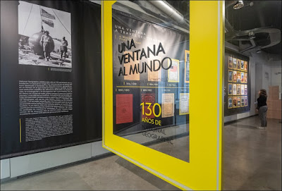 National Geographic en Madrid