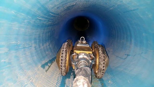 Inspección de tuberías, localización fugas Las Rozas