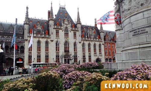 bruges medieval architecture