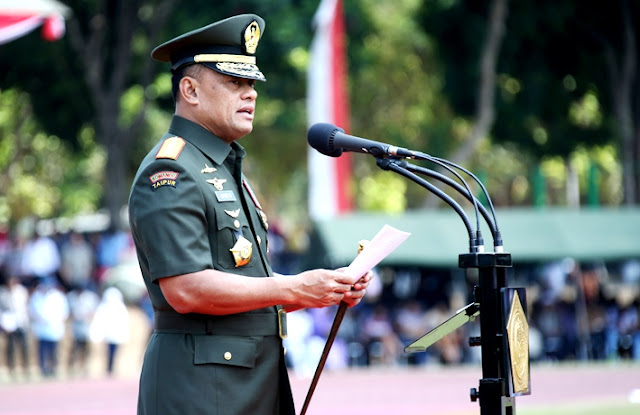 Mau Duit 100 Juta, Nih Jenderal Gatot Umumkan Sayembara Berhadiah. Caranya Begini… : kabar Terupdate Hari Ini