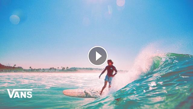 Tosh Tudor LTD Surf VANS