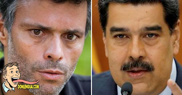 El Narco Maduro se burla de Guaidó diciendo que también se irá a vivir a España