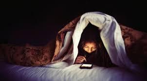 Kebiasaan Buruk Sebelum Tidur?