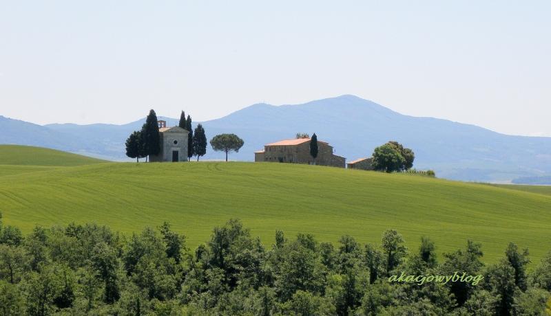 Toskania - Vinci.