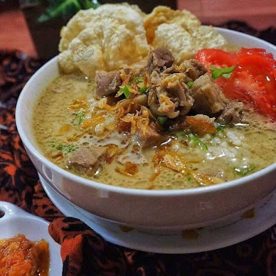 Resep Soto - Soto Betawi by @inovpelawi