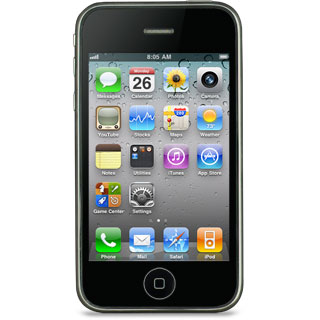Como Resetar iPhone 3GS