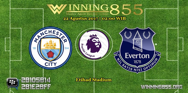 Prediksi Skor Manchester City vs Everton